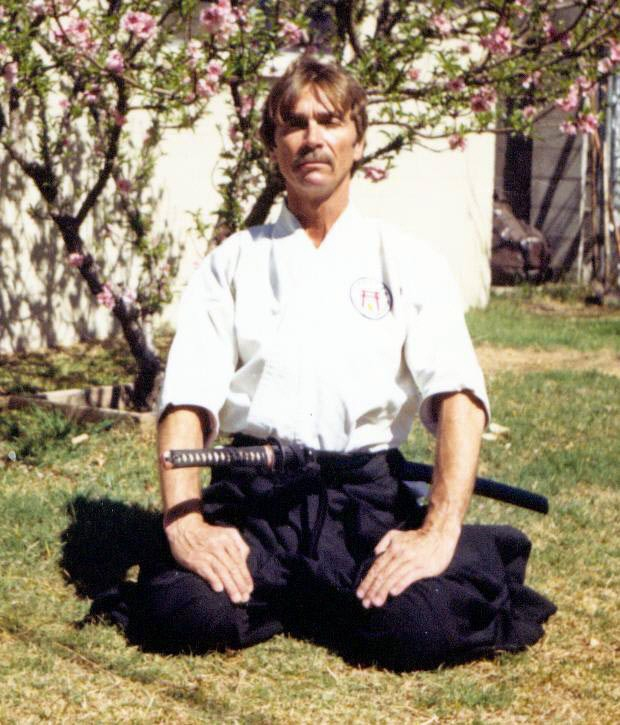 Photo of Sensei Glenn Medici, III, Godan